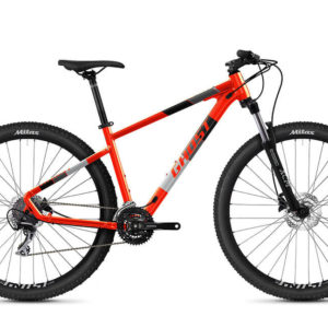 Horský bicykel - GHOST Kato Essential Red/Black/Gray 2021
