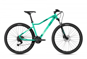 Horský bicykel - GHOST Lanao Universal 27.5 - Turquoise