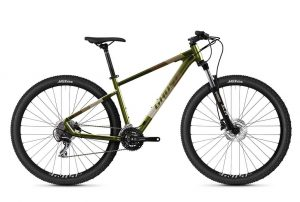 Horský bicykel - GHOST Kato Essential Olive/Tan 2021
