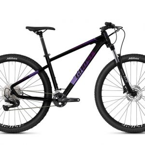 Horský bicykel - GHOST Kato Advanced Midnight Black