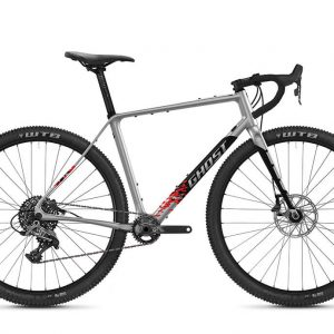 Gravel bicykel - GHOST Road Rage Fire Advanced LC - 2021