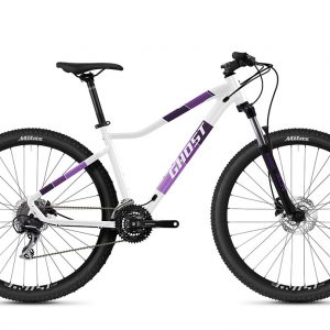 Horský bicykel - GHOST Lanao Essential 27.5 - Star White